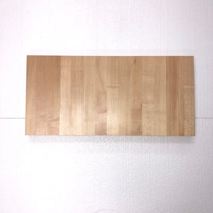 "Bally Block Maple Wood Cutting Board Extra Thick - 12"" x 25"" x 1.5"""