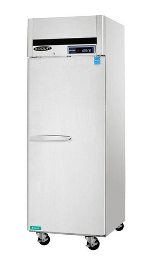 "Kool-It KTSF-1 26.8"" Reach-In Freezer, 1 Section, 1 Solid door, Top Mount, 19.4 cu. ft."