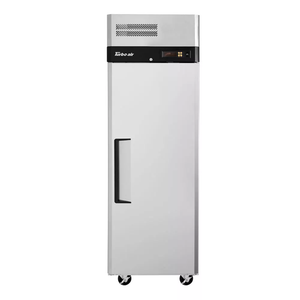 "Turbo Air M3R24-1-N One Section 29"" Reach-In Refrigerator, 1 Solid Doors, 115v"