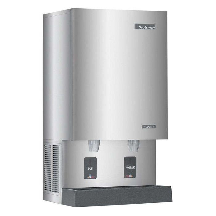 Scotsman MDT6N90A Countertop Nugget Ice Machine and Water Dispenser w/ 90lb Storage, 720-lb/24 hour, 115V