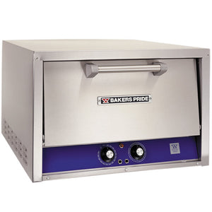 "Bakers Pride P-22S - 26""W Pizza & Pretzel Oven, Electric, Countertop, Single Deck, 3600W, 208V/1ph"