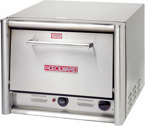 Cecilware PO18 - Pizza Oven, Countertop, Electric, Single Deck, 240v/1ph