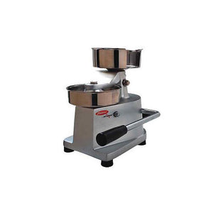 Fleetwood PP-130 Hamburger Patty Press, Manual, 5-in Patties, Aluminum Body, Kitchen, Countertop