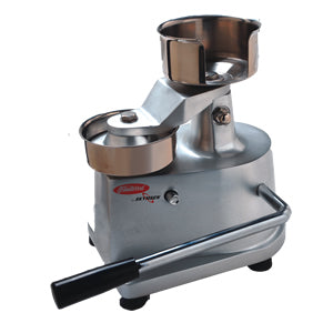 Fleetwood PP-100 Hamburger Patty Press, Manual, 4-in Patties, Aluminum Body, Kitchen, Countertop