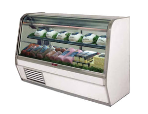 Howard-McCray R-CDS32E-4C-LS Single Duty, Deli Case, LS Curved Glass