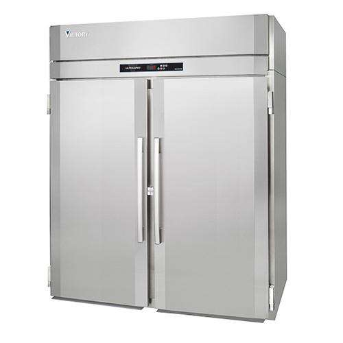 Victory Roll-thru Refrigerator RISA-2D-S1-PT UltraSpec Series 72.4 cu. ft. Reach-in, 115v
