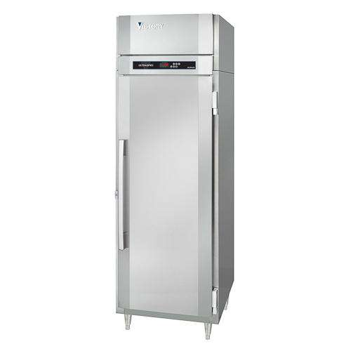 "Victory Dual Temp Refrigerator/Freezer RS-1D-S1-18-6C 36"" Reach-in, 1 Door 115V"