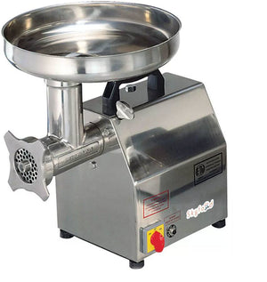 Skyfood SMG12 - Meat Grinder, Countertop, Stainless steel, 260 lbs/Hr, 1 HP, 115V