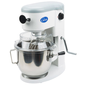 Globe SP05 - Planetary Mixer, 5 Qt, Countertop, Gear Driven, 10-Speed, 800W, 115V