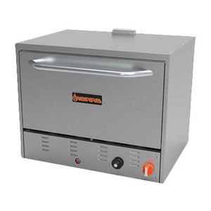 "MVP Group SRPO-36G - 36"" Pizza Bake Oven, Countertop, Natural Gas, Single Deck, Manual Controls - 30,000 BTU U-type Burner"