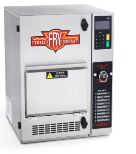 Perfect Fry PFC570-208 Countertop Electric Fryer - (1) 16.5 lb Vat, 208v/1ph