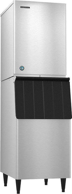 "Hoshizaki KM-340MWJ 22"" Crescent Cube Ice Machine Head - 402 lb/24 hr, Water Cooled, 115v"