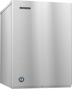 "Hoshizaki KM-340MWH 22"" Crescent Cube Ice Machine Head - 402 lb/24 hr, Water Cooled, 115v"