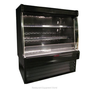 "Howard McCray SC-OD35E-6L-LED - 75"" Display Case, Open Dairy, (2) Shelves, Self-contained, Endless Design"