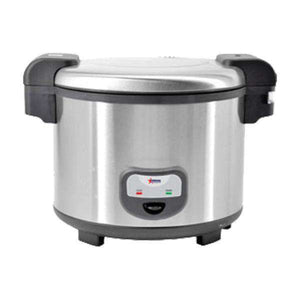 Omcan 60 CUPS COMMERCIAL RICE COOKER, Automatic, Electric 110V