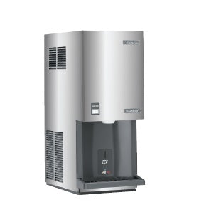 Scotsman MDT3F12A-1H Countertop Flake Ice Maker and Dispenser, 392-lb/24 hour, 115V