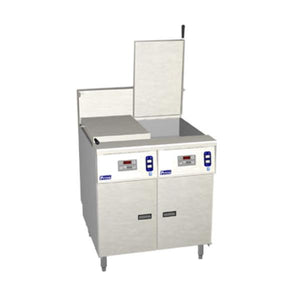 Pitco Frialator SRTG14-2-GM Solstice™ Rethermalizer, (2) 17.5 gallon water capacity, gas, 110,000 BTU,