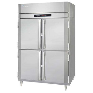 Victory Refrigerator RS-2D-S1-HD UltraSpec Series, 4 Half-Doors 2 Sections, 115V