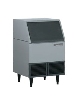 "Scotsman AFE424A-1 24.25"" Air Cooled Undercounter Flake Ice Machine - 395 lb"
