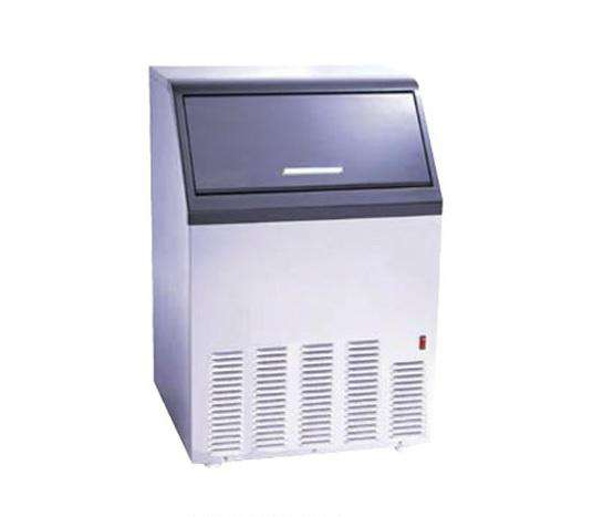 Saturn ICSU-100 Ice Maker With Bin, Cube-Style, Air-Cooled, 115V, 60Hz