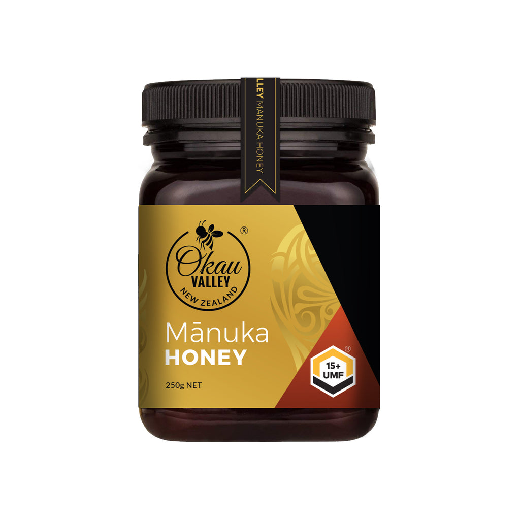 Okau Valley UMF 15+ Mānuka Honey