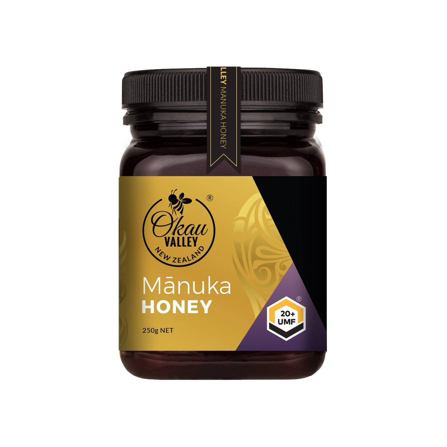 Okau Valley UMF 20+ Mānuka Honey