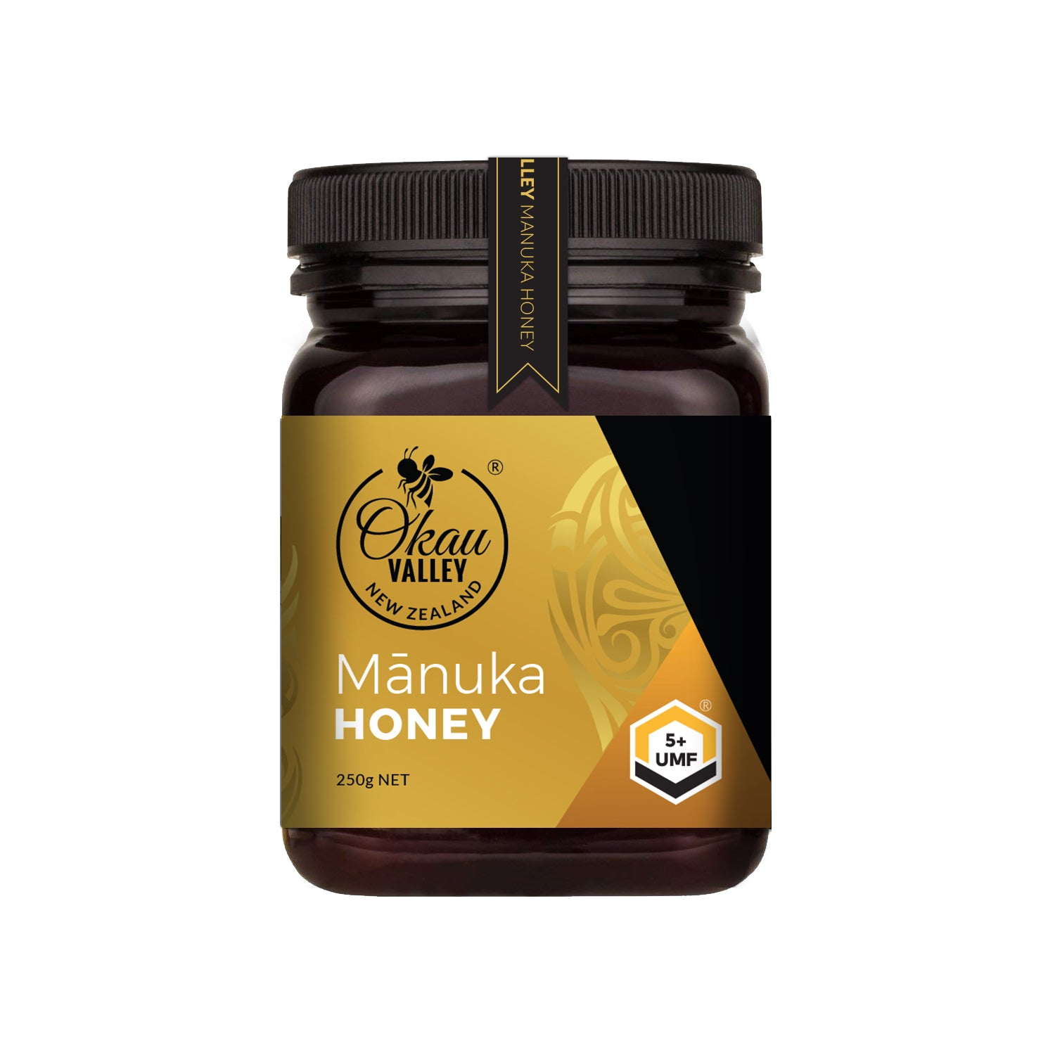 Okau Valley UMF 5+ Mānuka Honey
