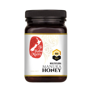 TeKaha Miere MGO 83+ Mānuka Honey