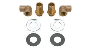 "S26-1724 - WALL MOUNT INSTALL KIT 1/2"" - KN40-1000, 0451KN0700"