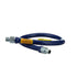 "1"" x 36"" GAS CONNECTOR HOSE DORMONT BLUE"