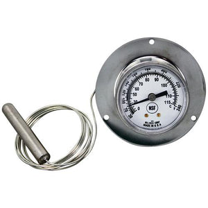 "S62-1031 - THERMOMETER 2"" - 30-240F - SURF MT"