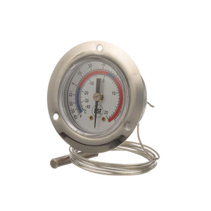 "S62-1038 - THERMOMETER 2, -40TO 65F, 3 "" FLANG"
