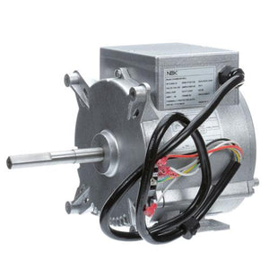 OLD STYLE BLOWER MOTOR, 2 SPEED [ 100-115V, ] [ 1/3HP, ] [1P ] [1725/1140 RPM ] [4.3-4.2/2.2-2.2A ] [CW ROTATION ] [ J56Z FRAME ] [ 5/8 X 3-1/4 SHAFT ]