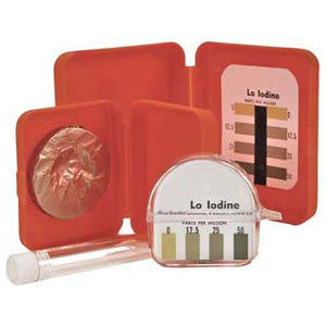 S85-1245 - TEST KIT,  IODINE
