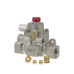 PILOT SAFETY VALVE 3/8 NPT KIT, IN/OUT