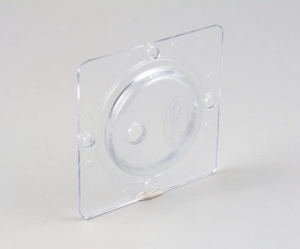 S418.06 PERISTALTIC PUMP COVER - CLEAR
