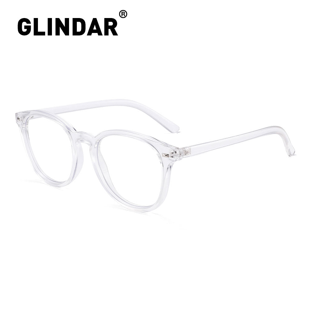 Men Women Blue Light Blocking Retro Glasses Bluelight Eyeglasses Anti Blue Ray Computer Gaming Glasses