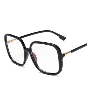 TTLIFE Oversized Frame Square Blue Light Blocking Glasses Anti Ray Lens Protection Optical Eyeglasses Computer Glasses YJHH0415