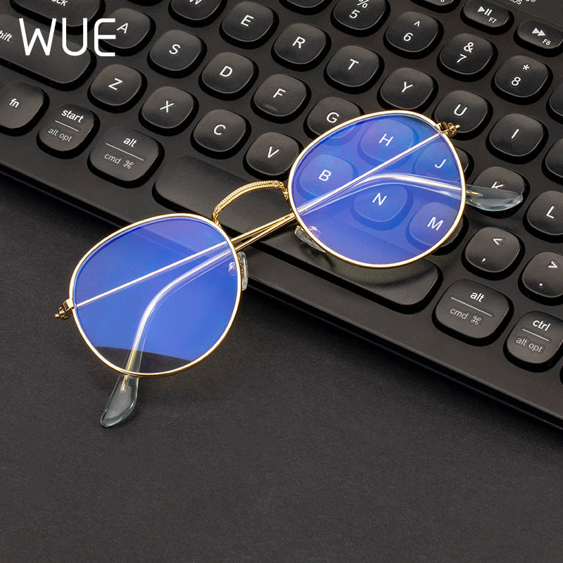 WUE yj072 blue light proof glasses