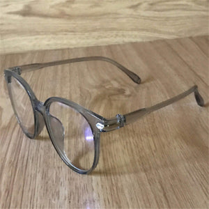 1 pc Blue Light Blocking Spectacles Anti Eyestrain Decorative Glasses Light Computer Radiation Protection Eyewear