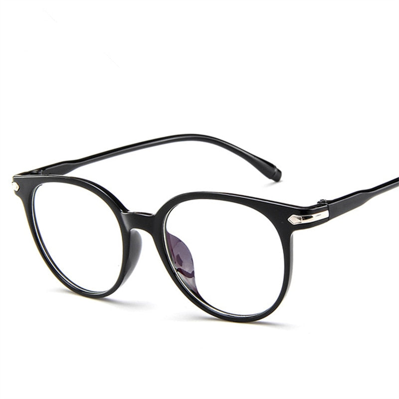 Blue Light Blocking Spectacles Anti Eyestrain Decorative Glasses Light Computer Radiation Protection Eyewear