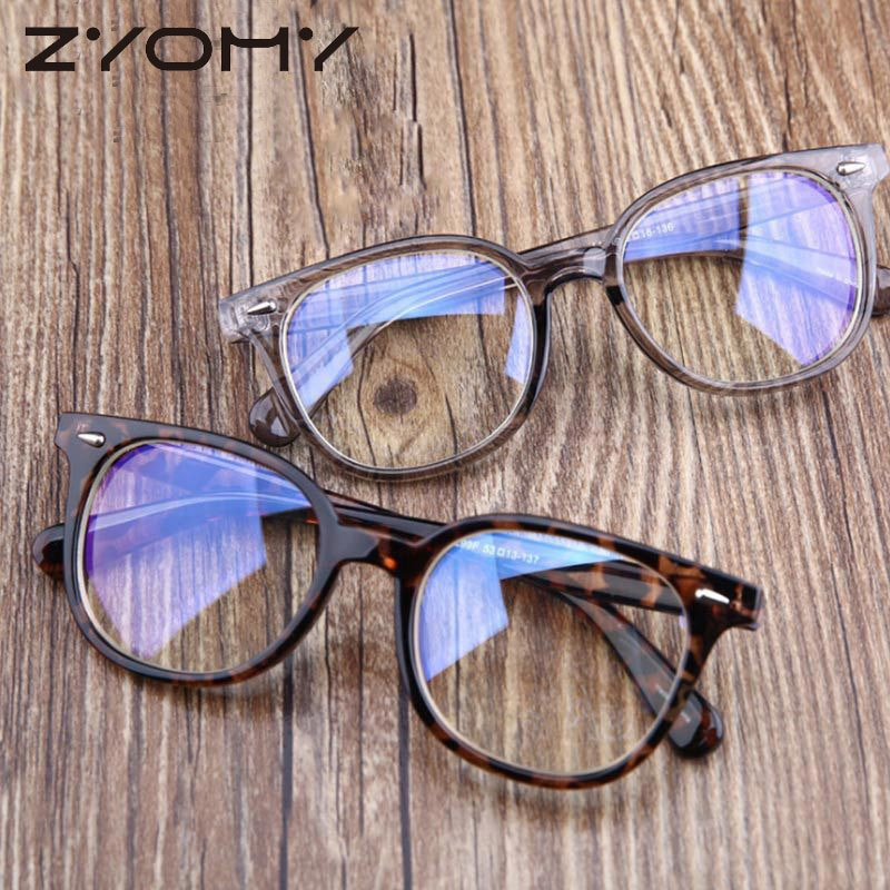 Blue Light Glasses 2020 Woman's glasses computer glasses Anti-UV Men Women Eyewear UV400 Anti-radiation Office eyeglasses gafas
