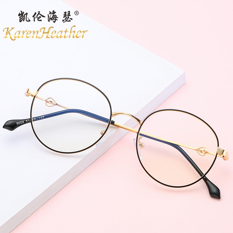 2020 Fashion Resist Computer Anti Blue Light Blocking Women Glasses okulary Men Oculos moda feminina gafas KD9009