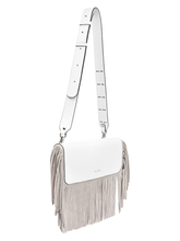 Load image into Gallery viewer, Bonnie Crossbody White