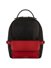 Load image into Gallery viewer, Scarlett Backpack Black & Red