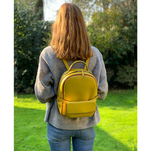 Scarlett Backpack Lemon & Lemon