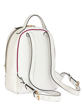 Resmi Galeri viewer, Scarlett Backpack White Bougainvillea'a yükle