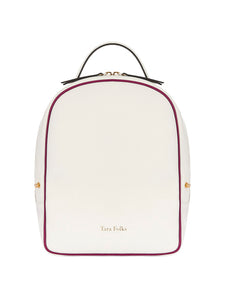 Scarlett Backpack White & Blue
