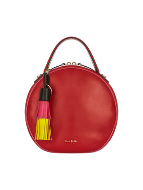 Scarlett Shoulderbag Red