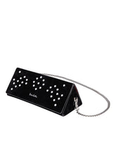 Load image into Gallery viewer, Twelve Oaks Clutch Black Diamond
